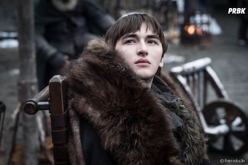 """Final """"Game of Thrones"""":Isaac Hempstead Wright fala sobre teoria de que Bran é o Rei da Noite"""