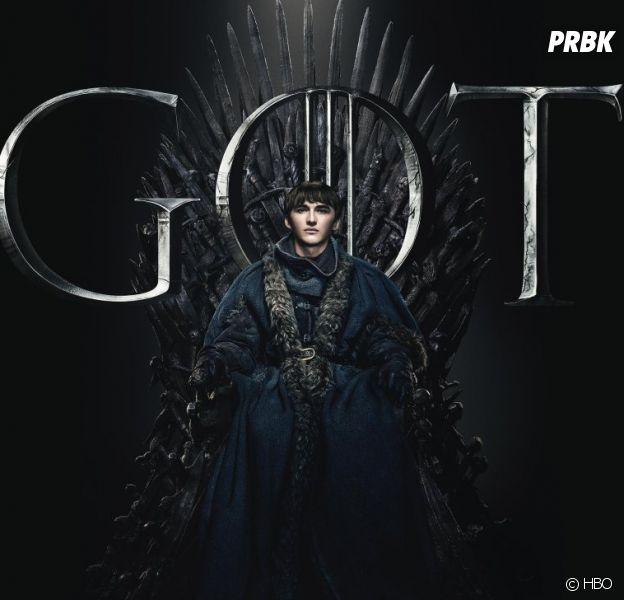 """Final """"Game of Thrones"""":Isaac Hempstead Wright não gosta nada das comparações que fazem entre Bran e o Rei da Noite"""