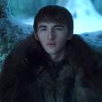 """Final """"Game of Thrones"""":Isaac Hempstead Wright não curte ver as comparações que fazem de Bran com o Rei da Noite"""