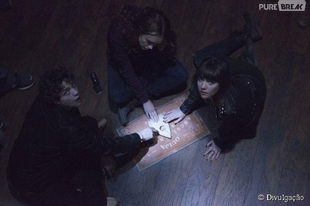 """O filme de terror """"Ouija - O Jogo dos Espíritos"""" já estreou como líder de bilheteria."""