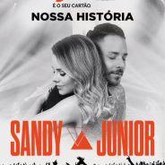 A dupla Sandy e Junior vai encerrar sua turnê com a gravação de um DVD no Maracanã!