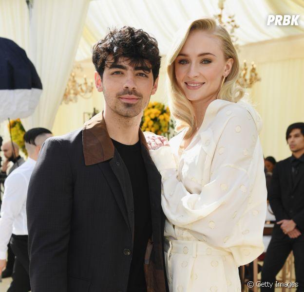Sophie Turner e Joe Jonas casam em Las Vegas e Diplo registra tudo!
