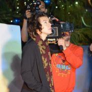 Harry Styles é visto gravando novo clipe para o One Direction!
