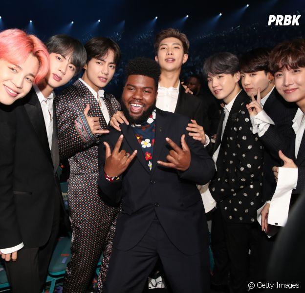 Vai rolar uma parceria entre o BTS e o Khalid!