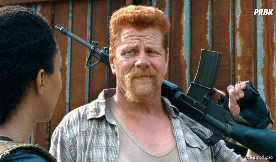 "Em ""The Walking Dead"": Michael Cudlitz, o Abraham, vai estar na 10ª temporada da série"