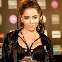 """Anitta fala sobre indicação ao EMA 2014: """"Super ansiosa"""""""