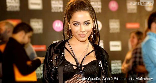 Anitta falou com exclusividade ao Purebreak sobre nomeação ao prêmio EMA 2014