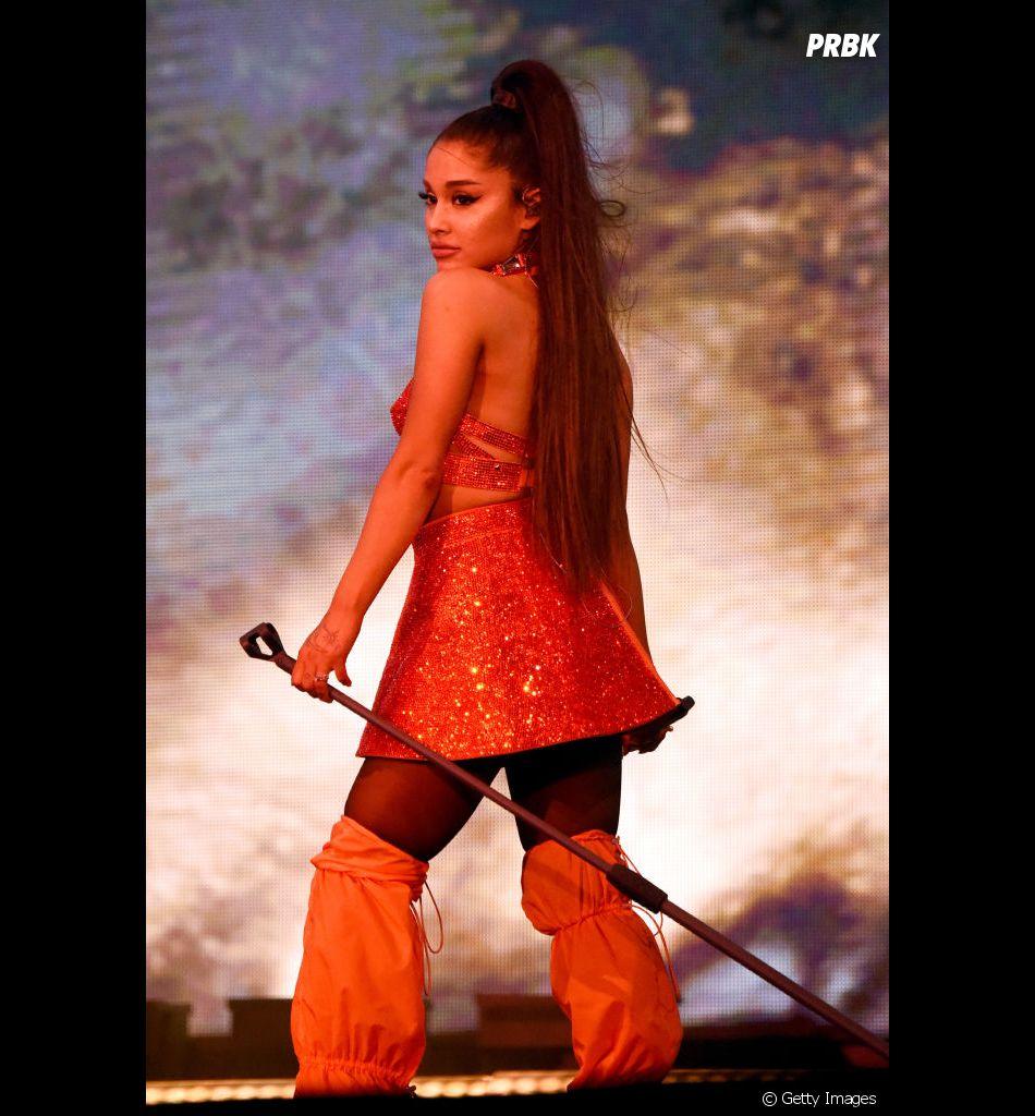 Ariana Grandepostou uma foto em suas redes sociais e está sendo processada por isso. Como assim?