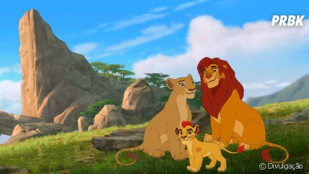 """""""A Guarda do Leão"""" é do Disney Junior inspirada em """"O Rei Leão"""""""