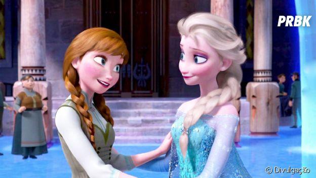 """""""Frozen"""" é um dos maiores sucessos da Disney no cinema"""