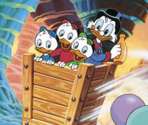 """""""Ducktales"""" é um dos originais clássicos da Disney"""