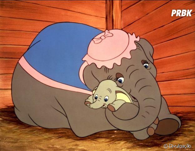 """""""Dumbo"""" emocionou e continua a ter fãs até hoje no público da Disney"""