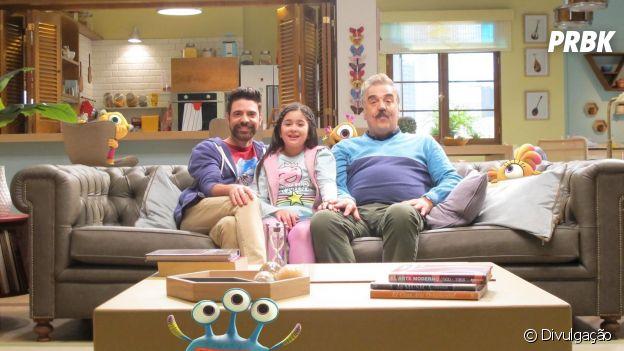 """""""Nivis, Amigos de Outro Mundo"""" é do Disney Junior"""