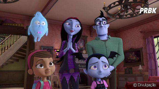 """""""Vampirina"""" teve sua nova temporada lançada no Disney Junior"""
