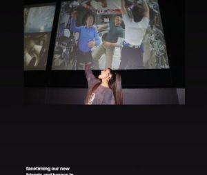 Ariana Grande compartilha momentos de sua visita à NASA