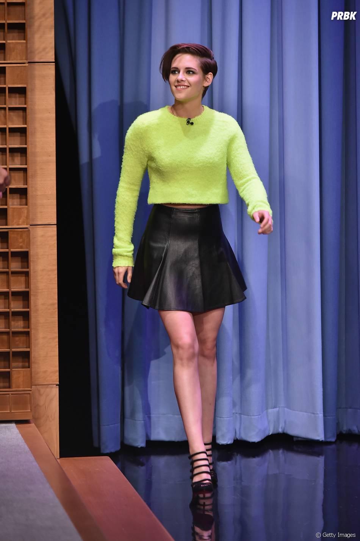 Kristen Stewart recentemente revelou que irá dar uma pausa na carreira de atriz