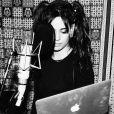Camila Cabello também está trabalhando no seu novo álbum