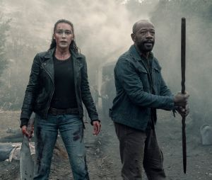 "Símbolo pode ligar ""Fear the Walking Dead"" e ""The Walking Dead"""