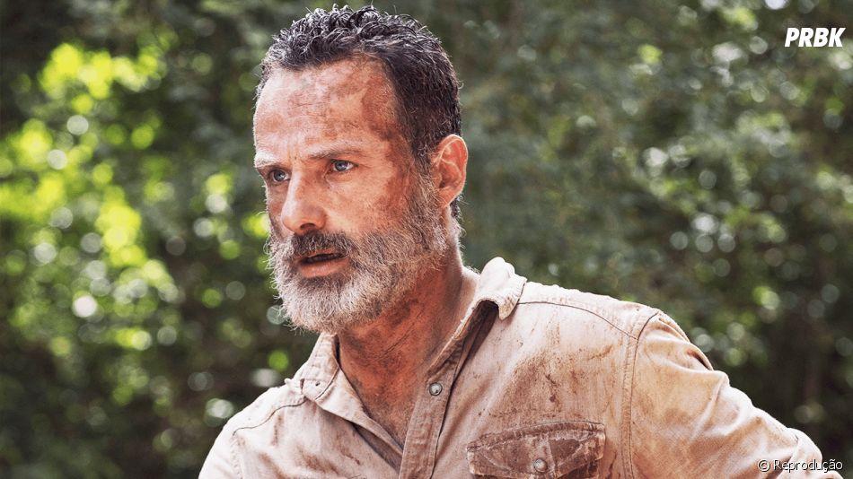 "Entenda qual foi a referência relacionada ao Rick (Andrew Lindoln) que rolou em ""Fear the Walking Dead"""