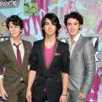 """Documentário dos Jonas Brothers basicamente afirma que """"Lovebug"""" foi mesmo escrita para Miley Cyrus"""