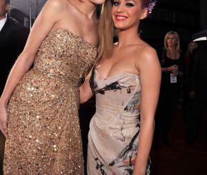 O mundo pop alcança a paz após Katy Perry e Taylor Swift fazerem as pazes
