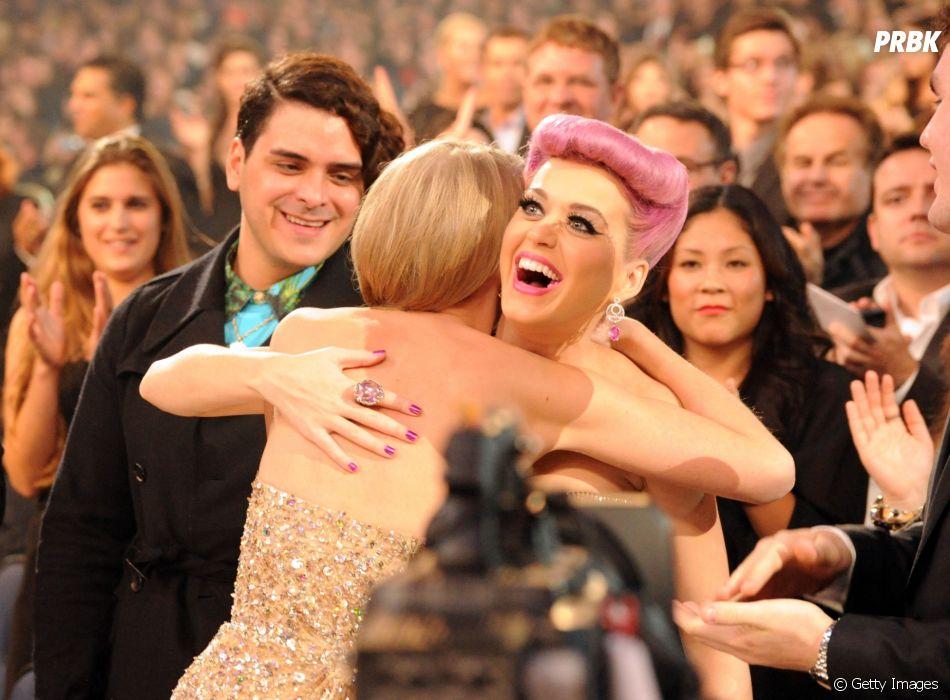 Katy Perry e Taylor Swift fazem as pazes após anos de indiretas e briga