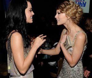 Katy Perry posta foto mostrando que ela e Taylor Swift fizeram as pazes