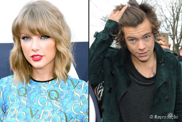 Taylor Swift volta a fazer levantar rumores sobre música para Harry Styles em entrevista