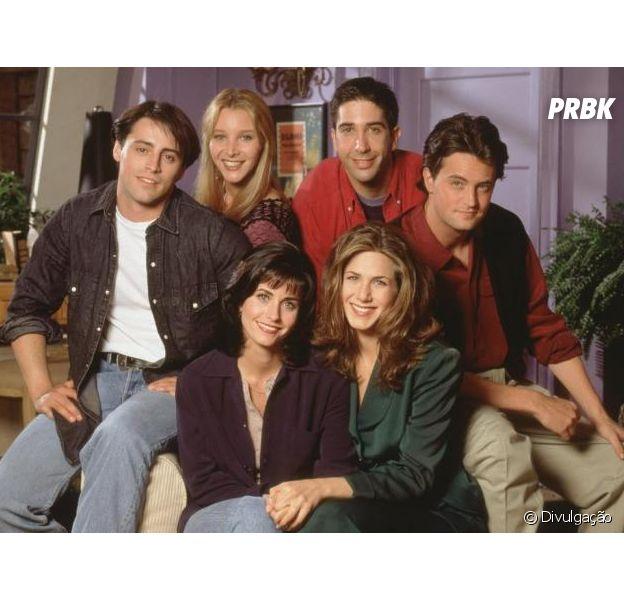 """Fora da Caixa: assisti a primeira temporada de """"Friends"""" e essas são as minhas impressões"""