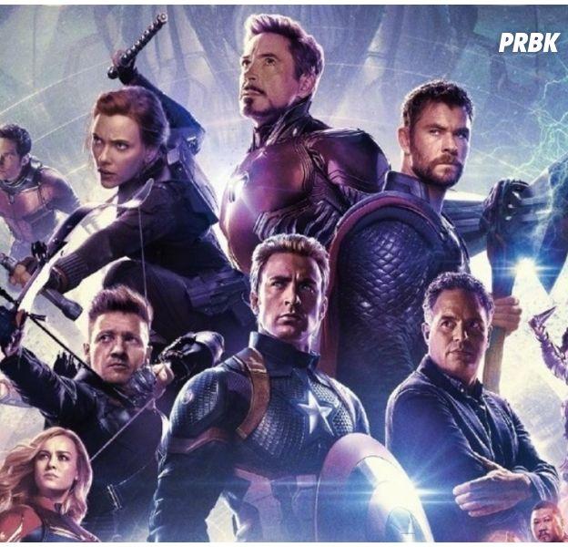 """""""Vingadores: Ultimato"""" foi um dos grandes destaques do MTV Movie & Serie Awards 2019"""