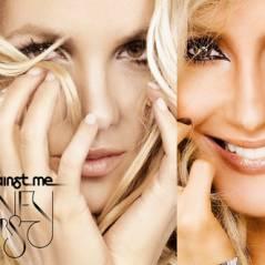 Polêmica: Claudia Leitte copiou Britney Spears na capa de seu novo EP?