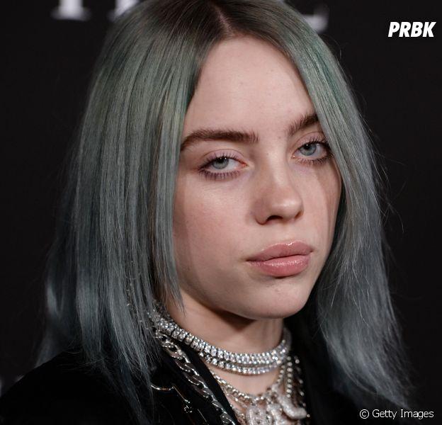 Billie Eilish é sexualizada por usar regata e fãs a defendem