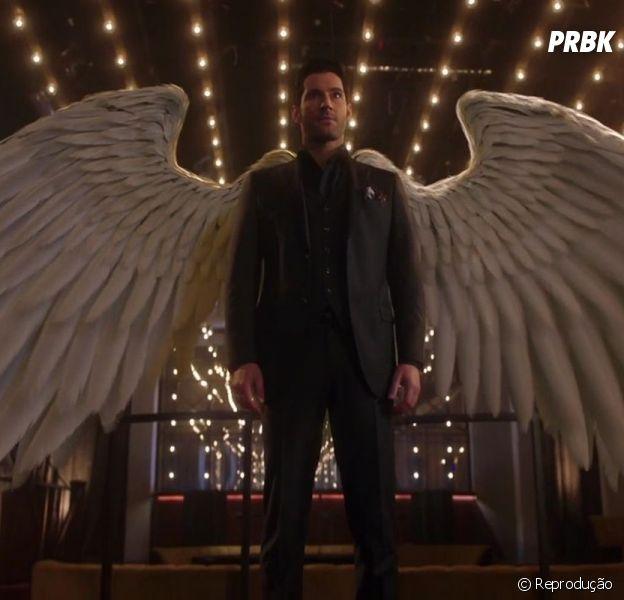 """""""Lucifer"""" é a série mais maratonada por sete semanas seguidas"""