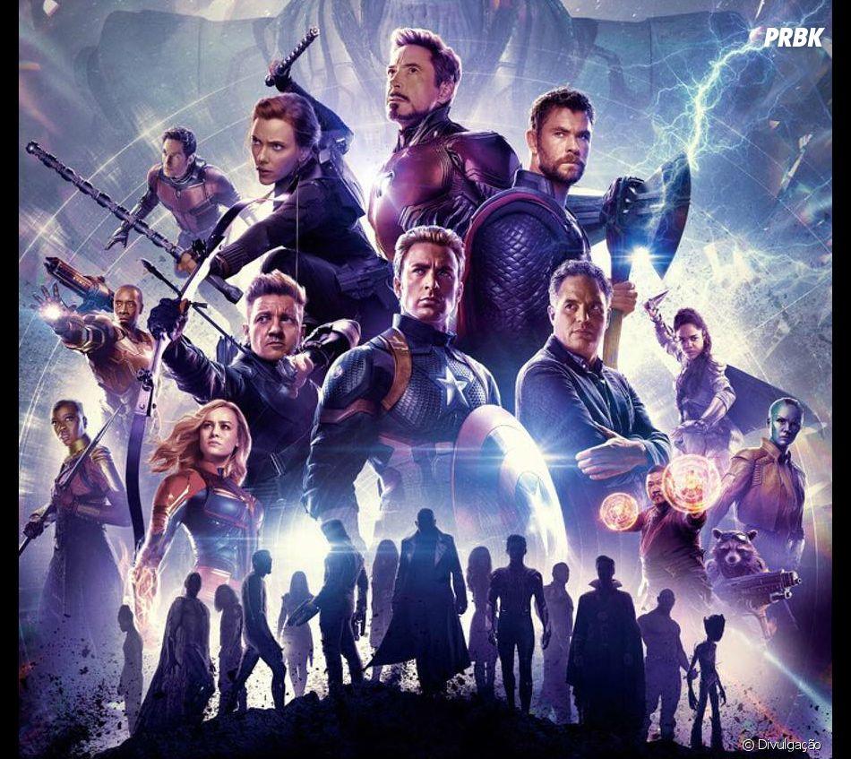 """Versão estendida de """"Vingadores: Ultimato"""" chega ao Brasil dia 11 de julho"""