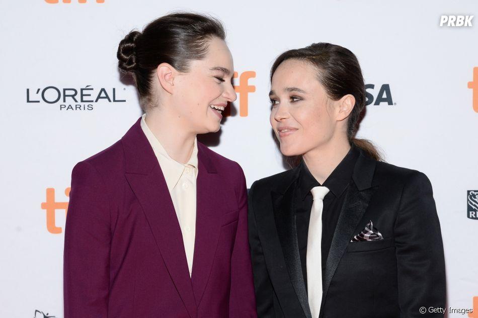 A dançarina Emma Portner é casada com a atriz Ellen Page e afirma que Justin Bieber não apoia comunidade LGBTQI+