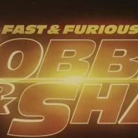 """O trailer de """"Velozes & Furiosos: Hobbs & Shaw"""" está simplesmente insano!"""