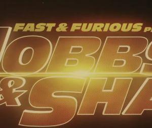 """""""Velozes & Furiosos: Hobbs & Shaw"""" estreia no dia 1º de agosto"""