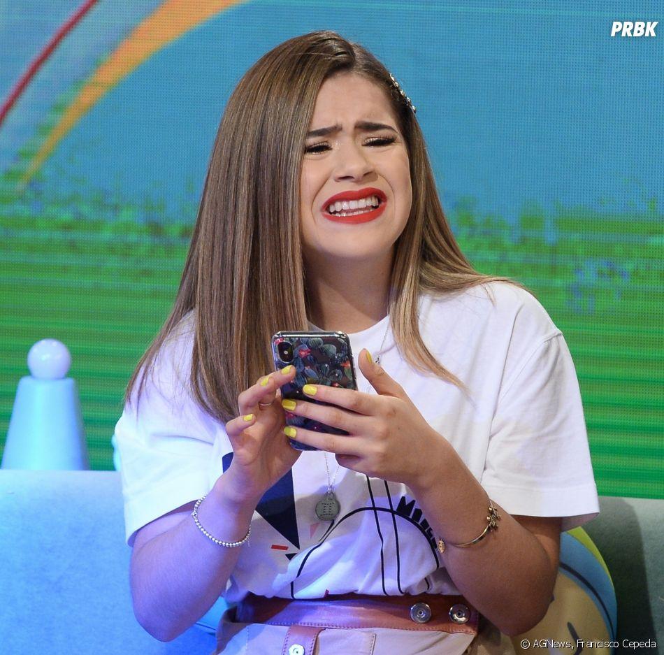 Maisa Silva disse que já ficou triste com casos da bullying que sofreu na escola