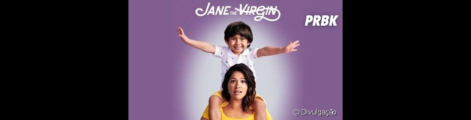 """""""Jane the Virgin"""": Jane (Gina Rodriguez) fica paranoica após conversa com editora"""