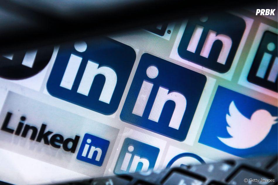 No Linkedin, o usuário pode ler conteúdos interessantes e fazer conexões no mundo profissional