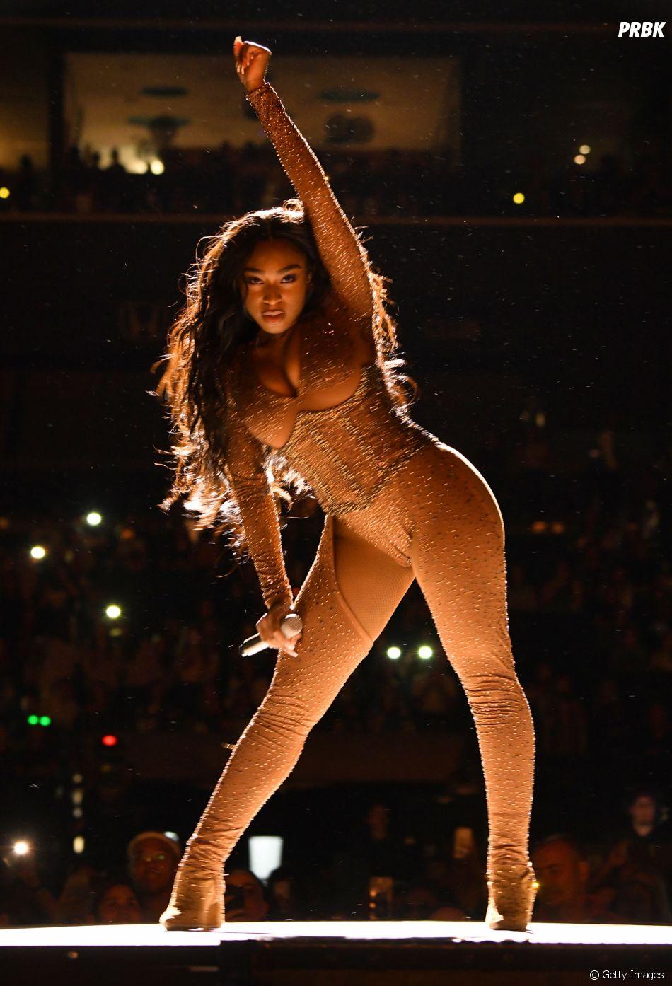 Normani Kordei só tinha lançado parcerias desde o final do Fifth Harmony