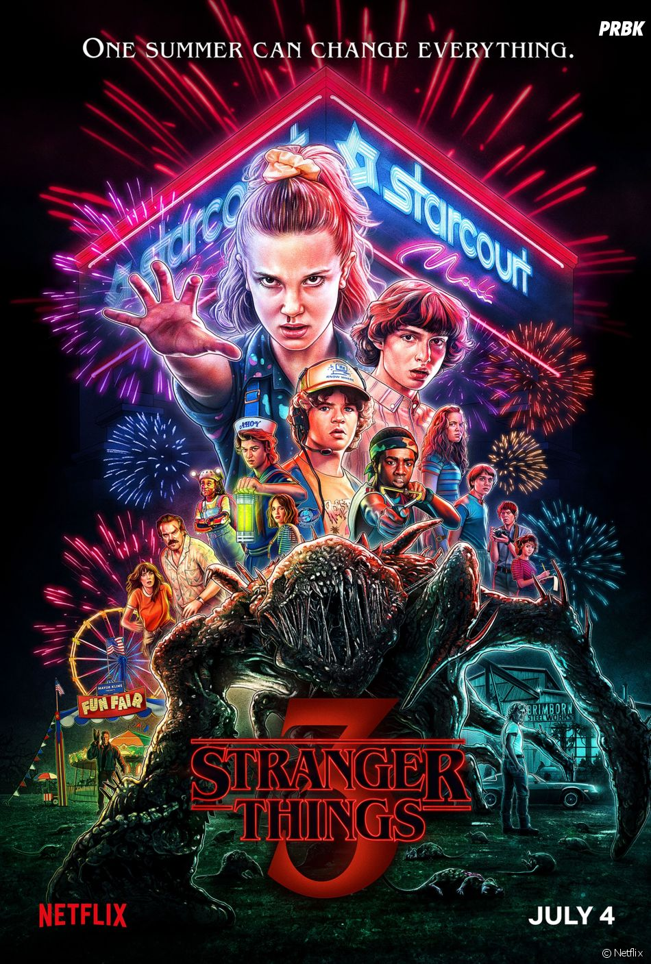 """A 4ª temporada de """"Stranger Things"""" pode mostrar Eleven (Millia Bobby Brown) como vilã"""