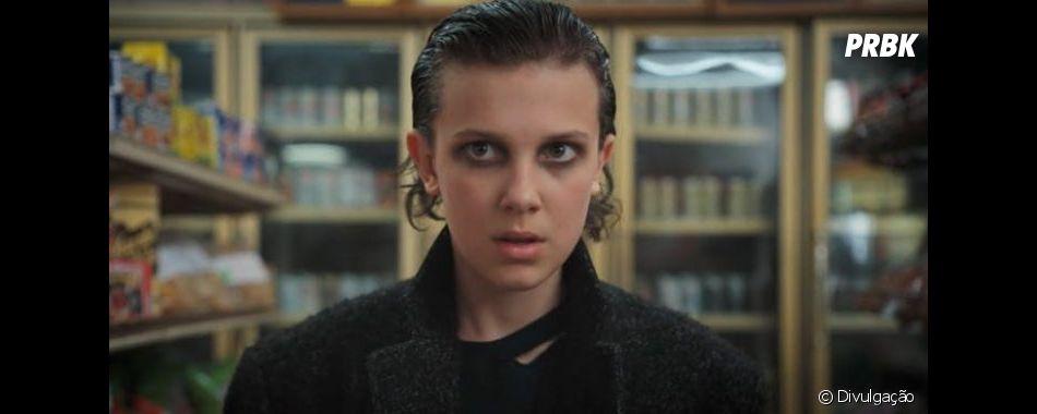 "Eleven (Millie Bobby Brown) pode ser a nova vilã de ""Stranger Things"""