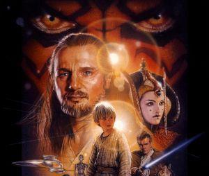 """Em """"Star Wars: Episódio I - A Ameaça Fantasma"""", somos introduzidos à história do jovem Anakin Skywalker (Jake Lloyd)"""