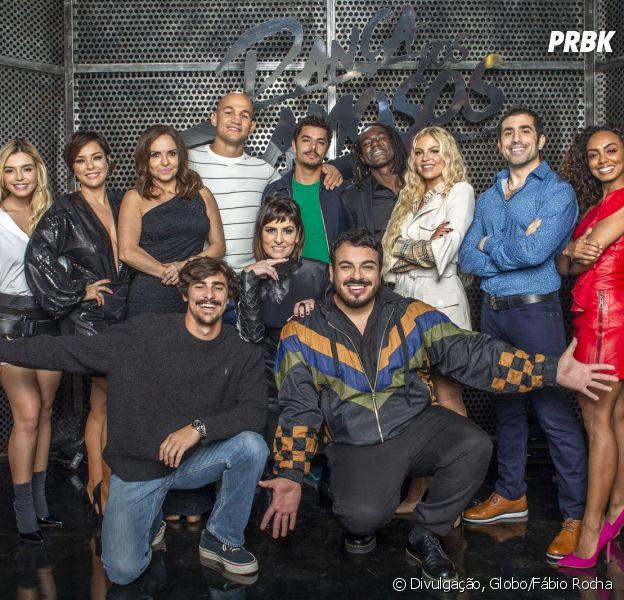 """""""Dança dos Famosos 2019"""": conheça o elenco completo da nova temporada"""