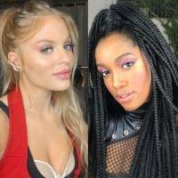 O suporte entre Iza e Luisa Sonza é o que nós queremos ver sendo enaltecido na música pop