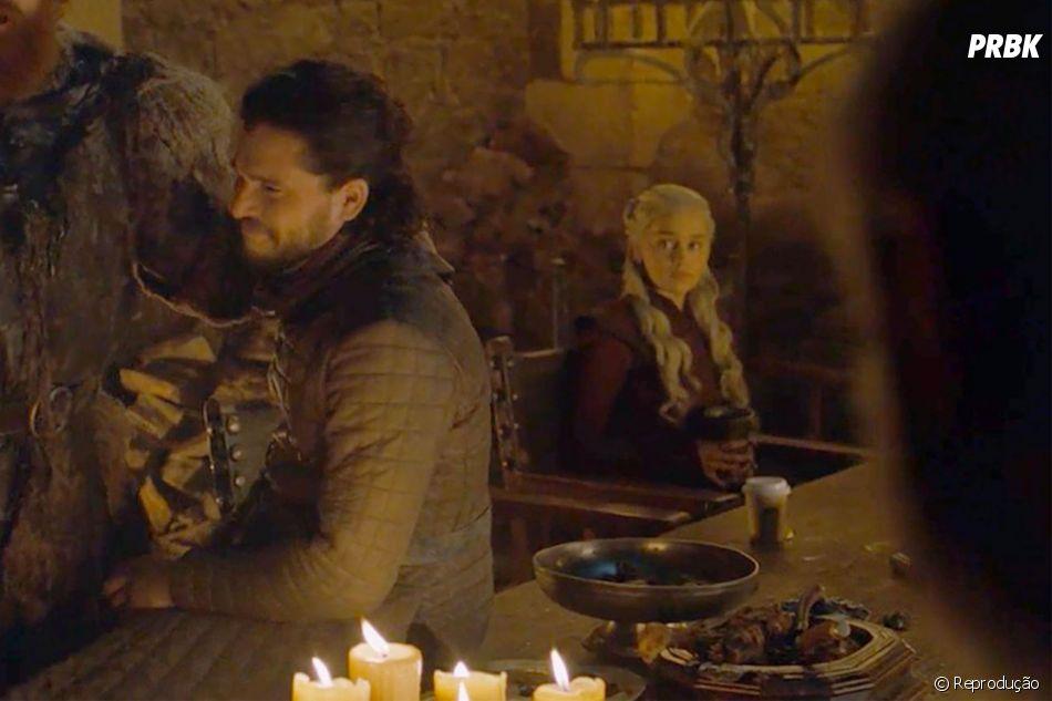 """Em """"Game of Thrones"""" rolou um erro de continuação semelhante ao de """"Elite"""""""