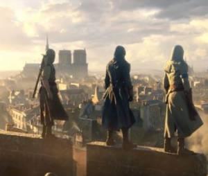 """Agora será possível jogar em """"Assassin's Creed Unity"""" com mais 3 amigos"""
