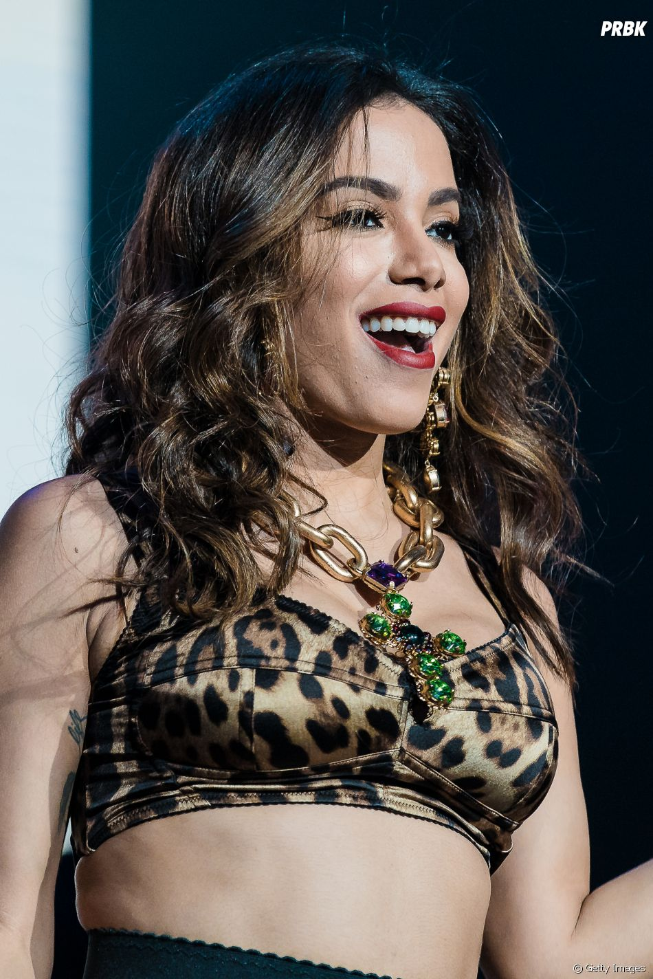Anitta se apresenta no Rock in Rio no dia 5 de outubro