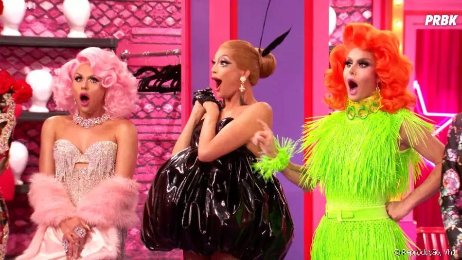 """""""RuPaul's Drag Race"""" e """"RuPaul's Drag Race All Stars 4"""" foram renovadas por mais uma temporada"""